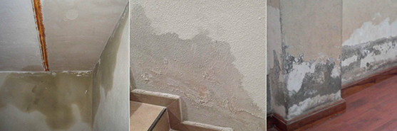 Como evitar humedad en paredes cool cmo quitar la humedad - Como evitar humedades en las paredes ...